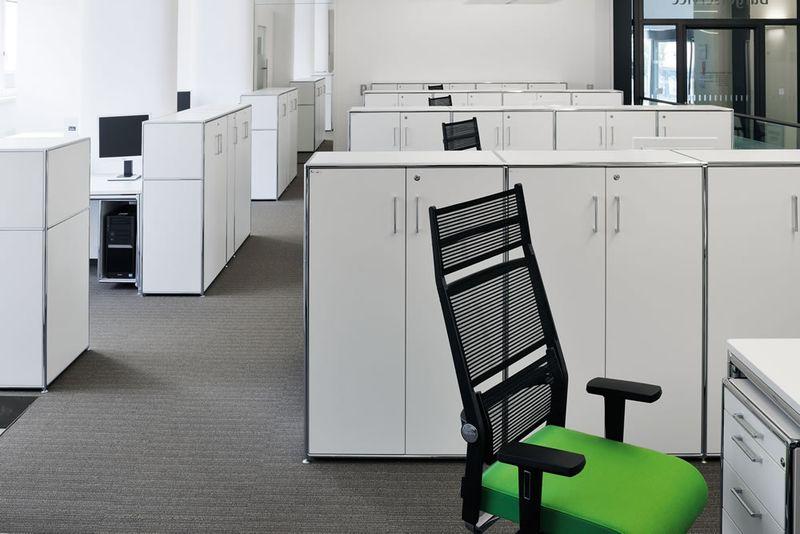 Büromöbel - Büroplan Zittau
